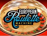 European Roulette Machine